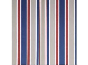 Kids / Beach stripe Indigo ткань
