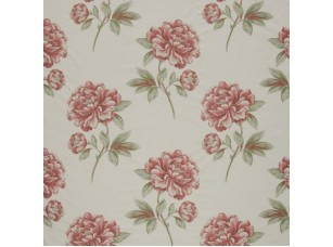 Floral Pavilion/ Camellia Poppy ткань