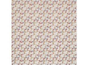 Scandi/ Prism Scarlet ткань