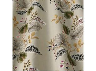 Rainforest / Serengeti Cranberry ткань