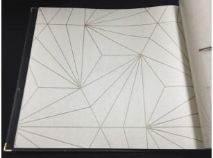 Обои Aura Design Lux 22762 с геометрическим рисунком
