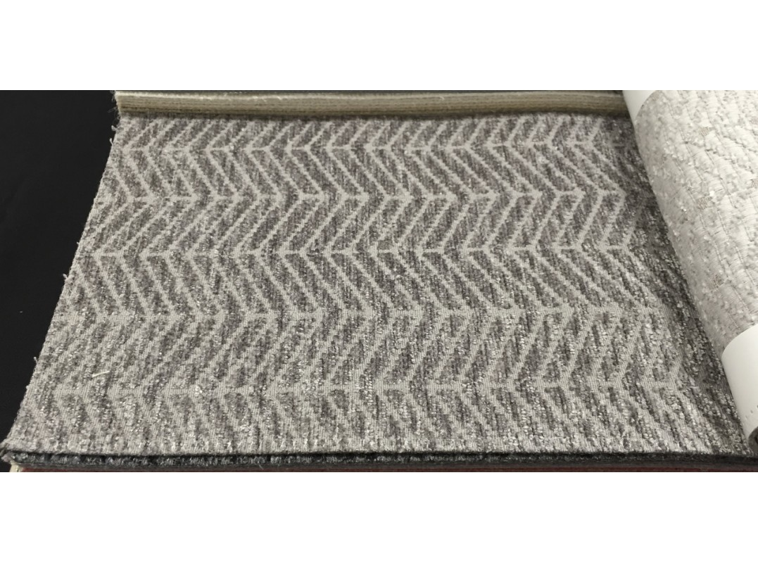 Ткань Elegancia Aldeno Smoke для обивки мебели