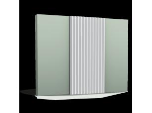 Декоративная полиуретановая панель Orac Decor W108 ZIGZAG
