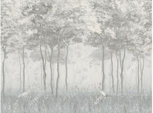 Обои и панно, Коллекция French Garden AF951-COL1