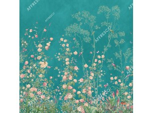 Обои и панно, Коллекция French Garden AF955-COL5