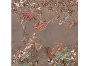 Обои и панно, Коллекция French Garden AF957-COL3