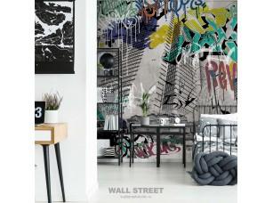 Обои Wall Street Grunge 4