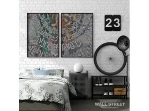 Обои Wall Street Grunge 6