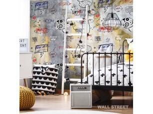 Обои Wall Street Grunge 12