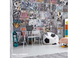 Обои Wall Street Grunge 14