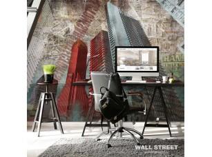 Обои Wall Street Grunge 25