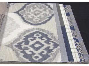 Ткань Elegancia Mosaic Marine