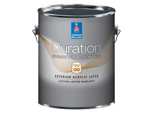 Duration Exterior Acrylic Latex Flat