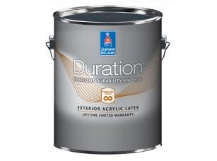 Фасадная краска Sherwin Williams Duration Exterior Acrylic Latex Flat (долговечная и износостойкая)