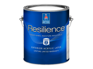 Фасадная краска Sherwin Williams Resilience Exterior Acrylic Latex (3,8)