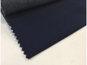 Ткань Vistex Paris Dark blue 2657 для штор блэкаут