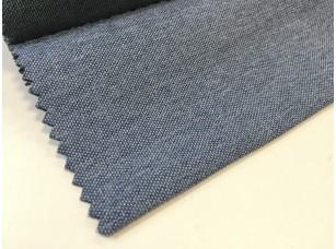 Ткань Vistex Paris Blue 2657 для штор блэкаут