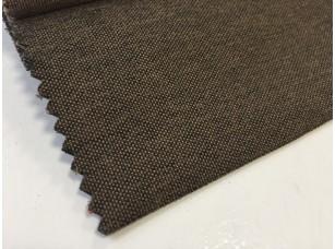 Ткань Vistex Paris Brown 2565 для штор блэкаут