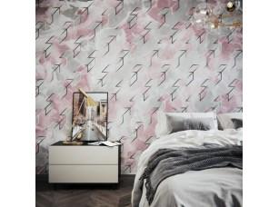 Фотопанно Pink it marble 21030