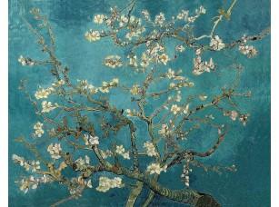 Фотообои «Ван Гог. Ветви цветущего миндаля»