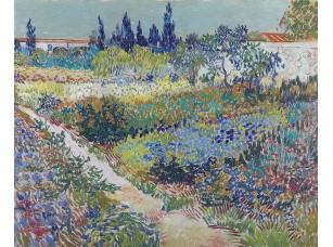Фотообои «Ван Гог. Цветущий сад с тропинкой»