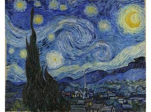 Фотообои «Ван Гог. Звездная ночь»