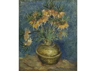 Фотообои «Ван Гог. Натюрморт с рябчиками в медной вазе»