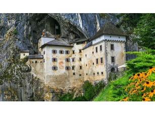 Фотообои «Загадочный средневековый замок»