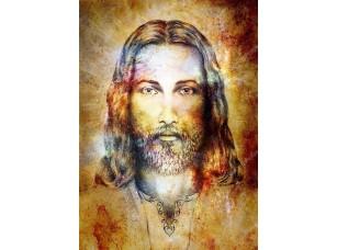 Фотообои «Иисус Христос с энергией света»