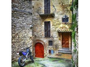 Фотообои «Дворик в старой Италии»