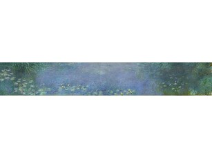 Фотообои «Клод Моне. Водяные лилии - облака»