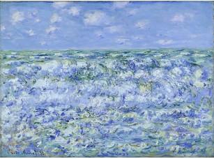Фотообои «Клод Моне. Волны»