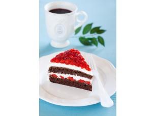 Фотообои «Аппетитный тортик с кружкой кофе»