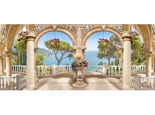 Фотообои «Вид с невероятной террасы»