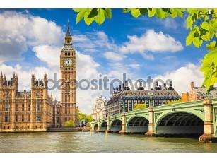 Фотообои «Биг Бен, Лондон»