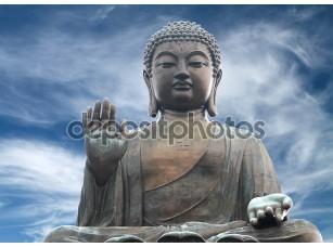 Фотообои «Крупный Будда»