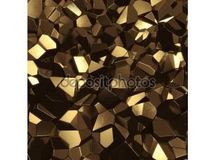 Фотообои «Абстрактный золотой фон»