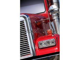 Фотообои «американский грузовик»
