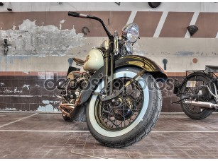 Фотообои «Harley Davidson Wl (1941)»