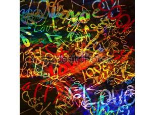 Фотообои «Art graffiti background»