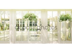 Фотообои «Luxury residence in sunny day»