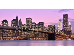 Фотообои «Бруклинский мост»