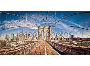 Фотообои «Бруклин brigge»