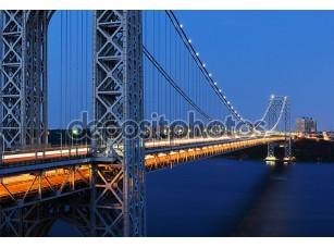 Фотообои «George Washington Bridge»