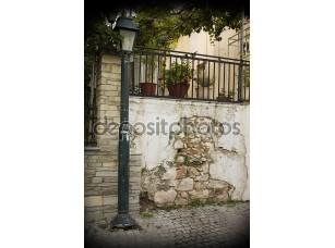 Фотообои «Street lamp»