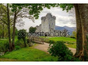 Фотообои «Ross Castle near Killarney»