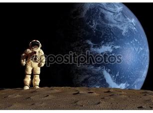 Фотообои «Астронавт»