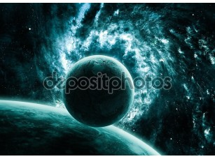Фотообои «Cool Космический фон»