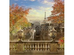 Фотообои «Панорама Парижа»