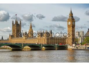 Фотообои «Биг-Бен, символ Лондона»